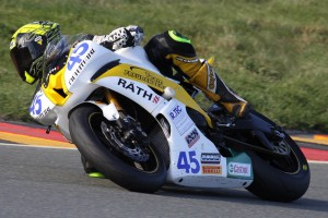 Jan Bühn,Supersport 600, Sachsenring