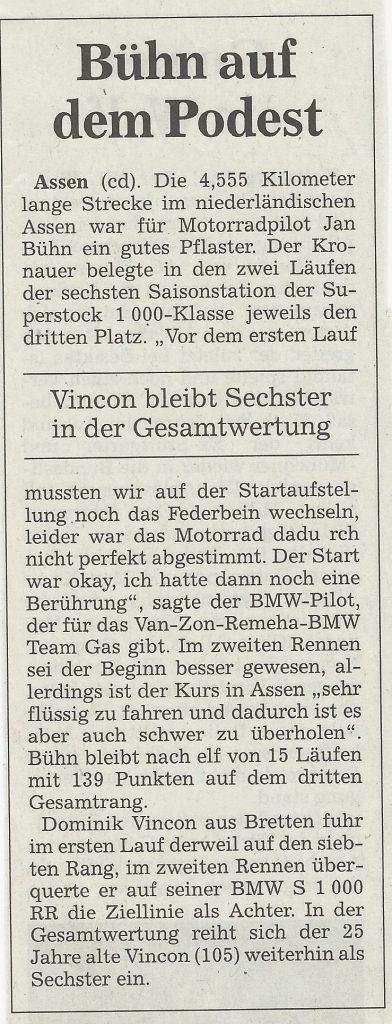 Badische Neueste Nachrichten / Assen