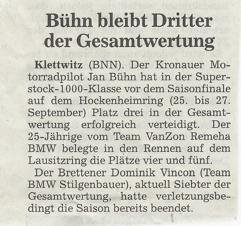 BNN / Lausitz III